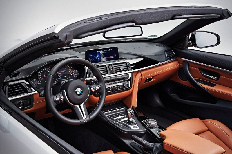 Car-Revs-Daily.com 2015 BMW M4 Convertible 86