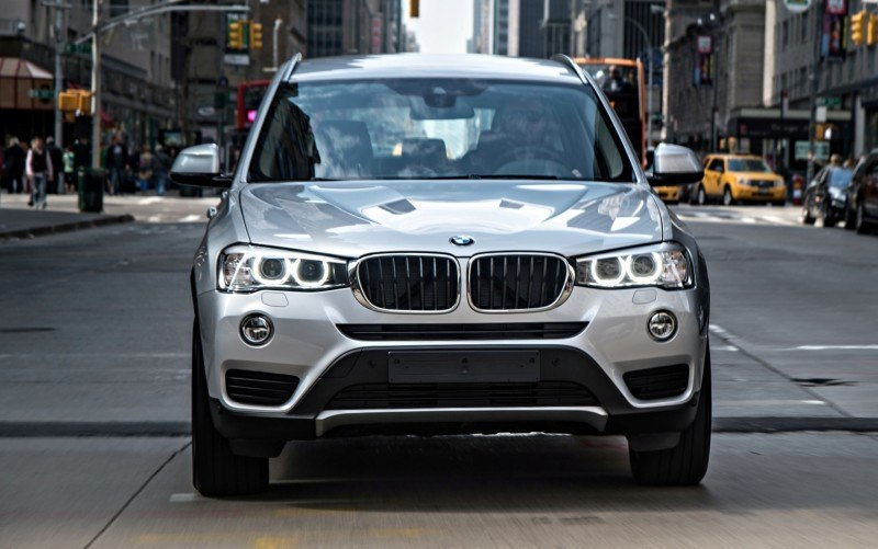Car-Revs-Daily.com 2015 BMW X3 xLine 1