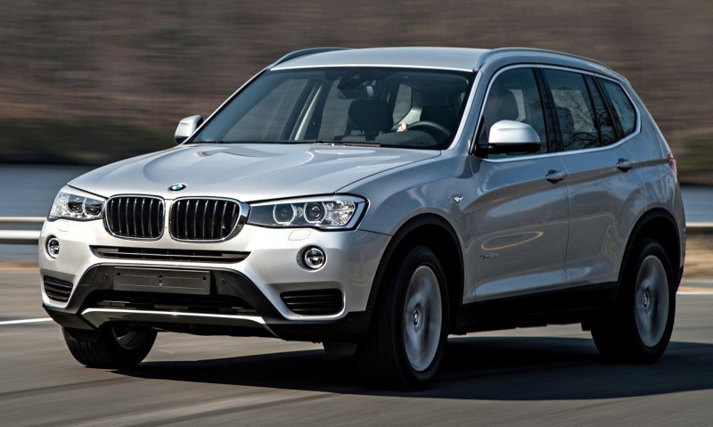 Car-Revs-Daily.com 2015 BMW X3 xLine 10