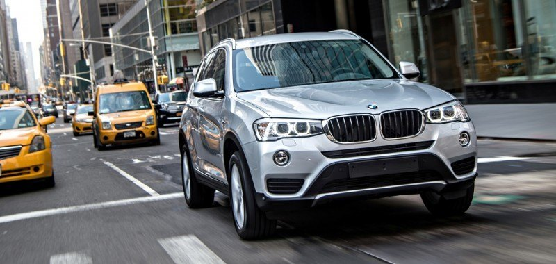 Car-Revs-Daily.com 2015 BMW X3 xLine 11