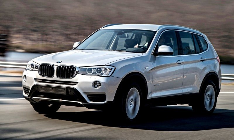 Car-Revs-Daily.com 2015 BMW X3 xLine 12