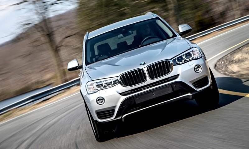 Car-Revs-Daily.com 2015 BMW X3 xLine 13