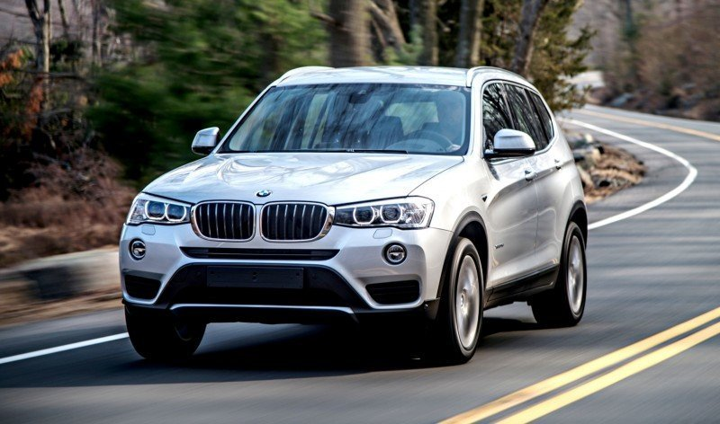 Car-Revs-Daily.com 2015 BMW X3 xLine 16