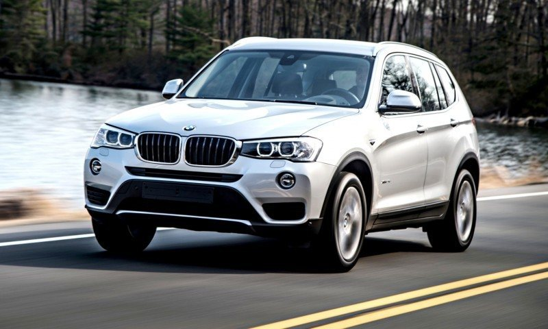Car-Revs-Daily.com 2015 BMW X3 xLine 17