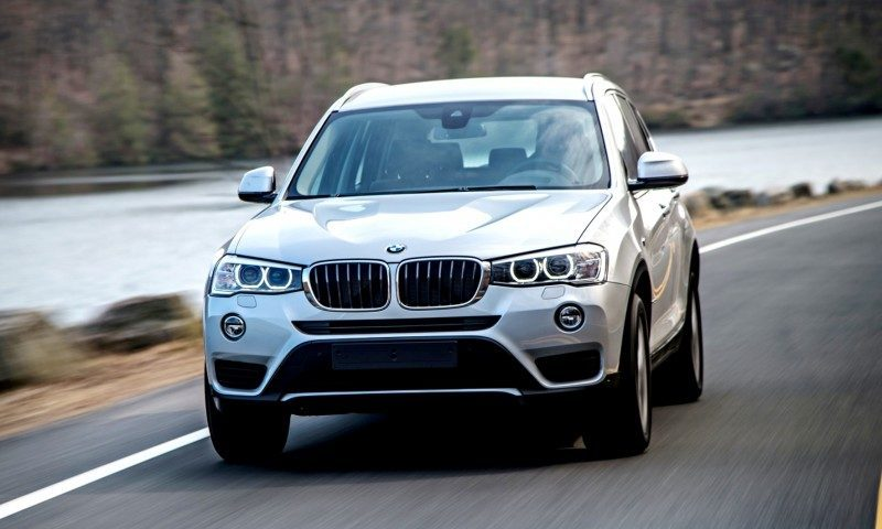Car-Revs-Daily.com 2015 BMW X3 xLine 18