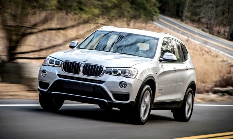 Car-Revs-Daily.com 2015 BMW X3 xLine 19