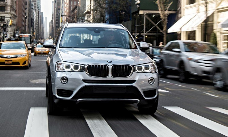 Car-Revs-Daily.com 2015 BMW X3 xLine 20