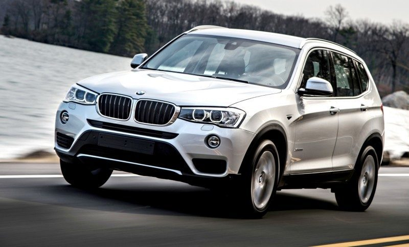 Car-Revs-Daily.com 2015 BMW X3 xLine 21
