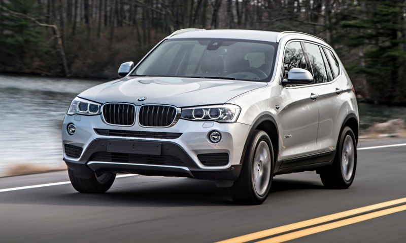 Car-Revs-Daily.com 2015 BMW X3 xLine 22