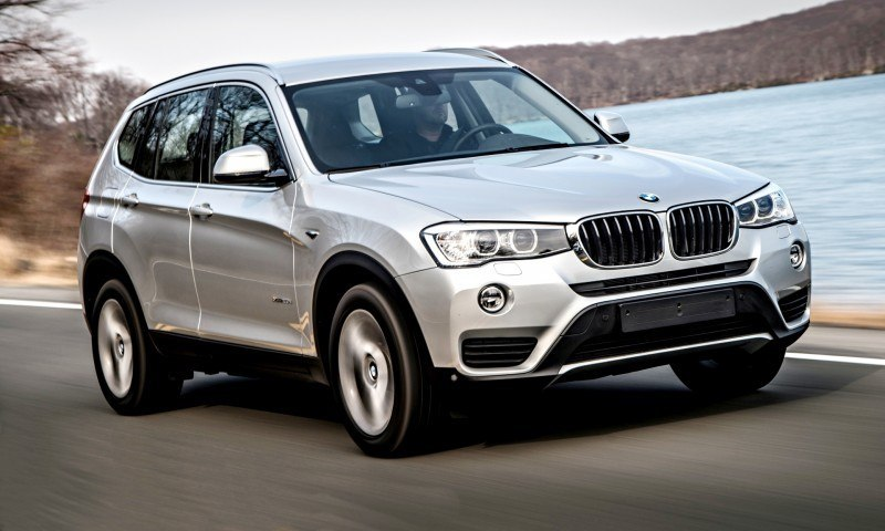 Car-Revs-Daily.com 2015 BMW X3 xLine 23