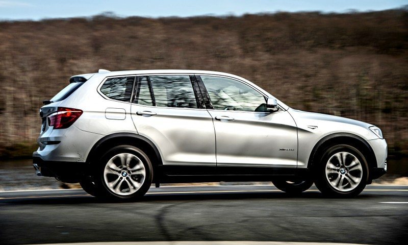 Car-Revs-Daily.com 2015 BMW X3 xLine 25