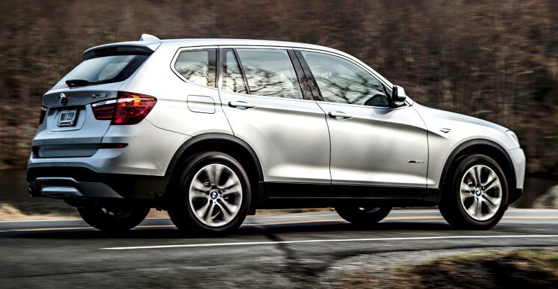 Car-Revs-Daily.com 2015 BMW X3 xLine 26
