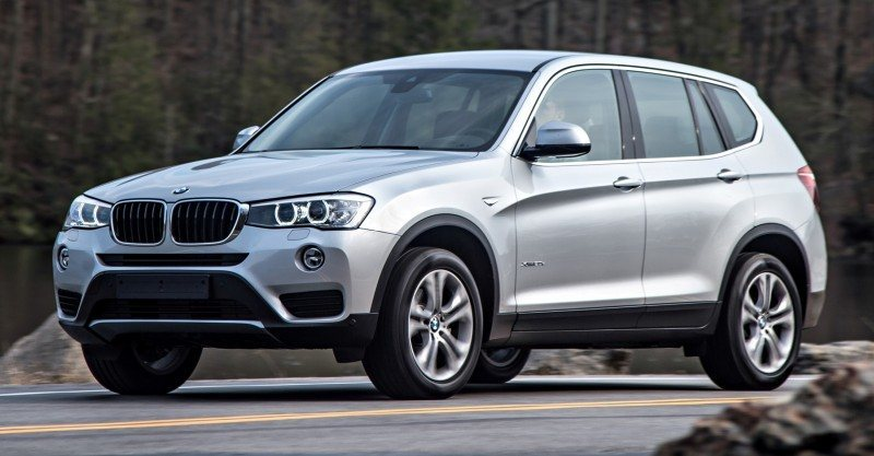 Car-Revs-Daily.com 2015 BMW X3 xLine 27