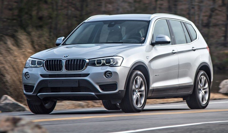 Car-Revs-Daily.com 2015 BMW X3 xLine 28