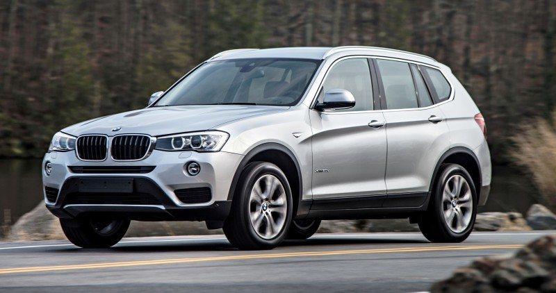 Car-Revs-Daily.com 2015 BMW X3 xLine 29