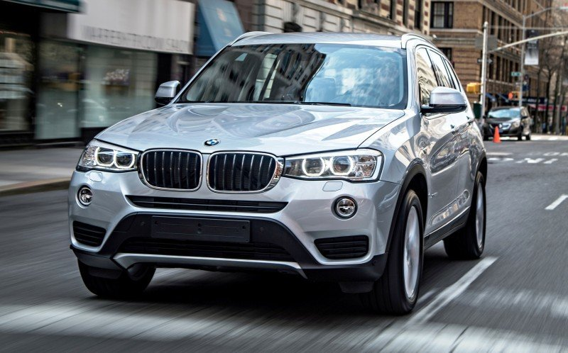 Car-Revs-Daily.com 2015 BMW X3 xLine 30