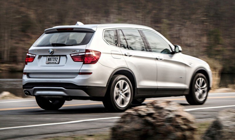 Car-Revs-Daily.com 2015 BMW X3 xLine 31