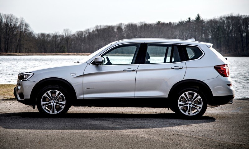 Car-Revs-Daily.com 2015 BMW X3 xLine 33