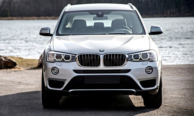 Car-Revs-Daily.com 2015 BMW X3 xLine 34