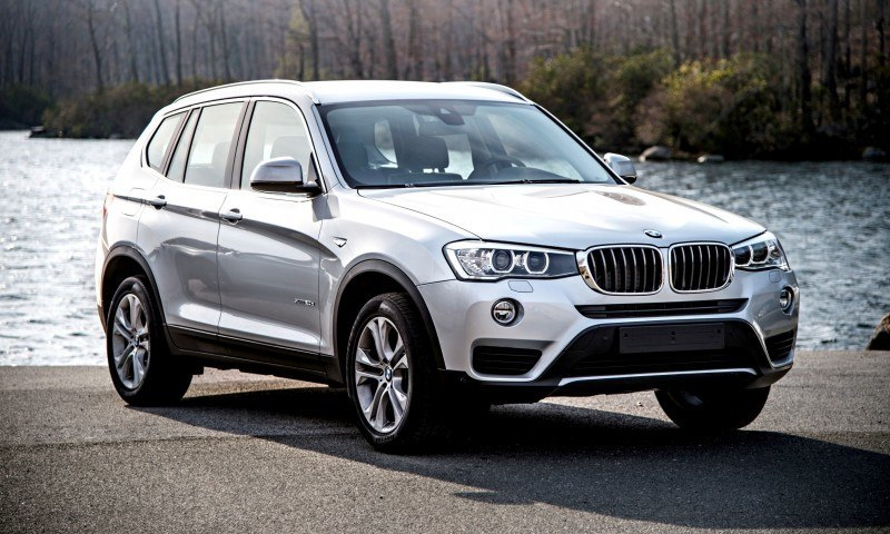 Car-Revs-Daily.com 2015 BMW X3 xLine 35