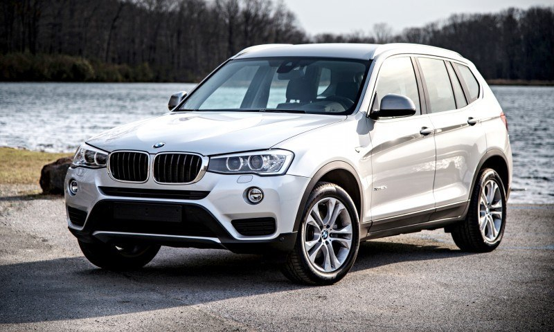 Car-Revs-Daily.com 2015 BMW X3 xLine 36