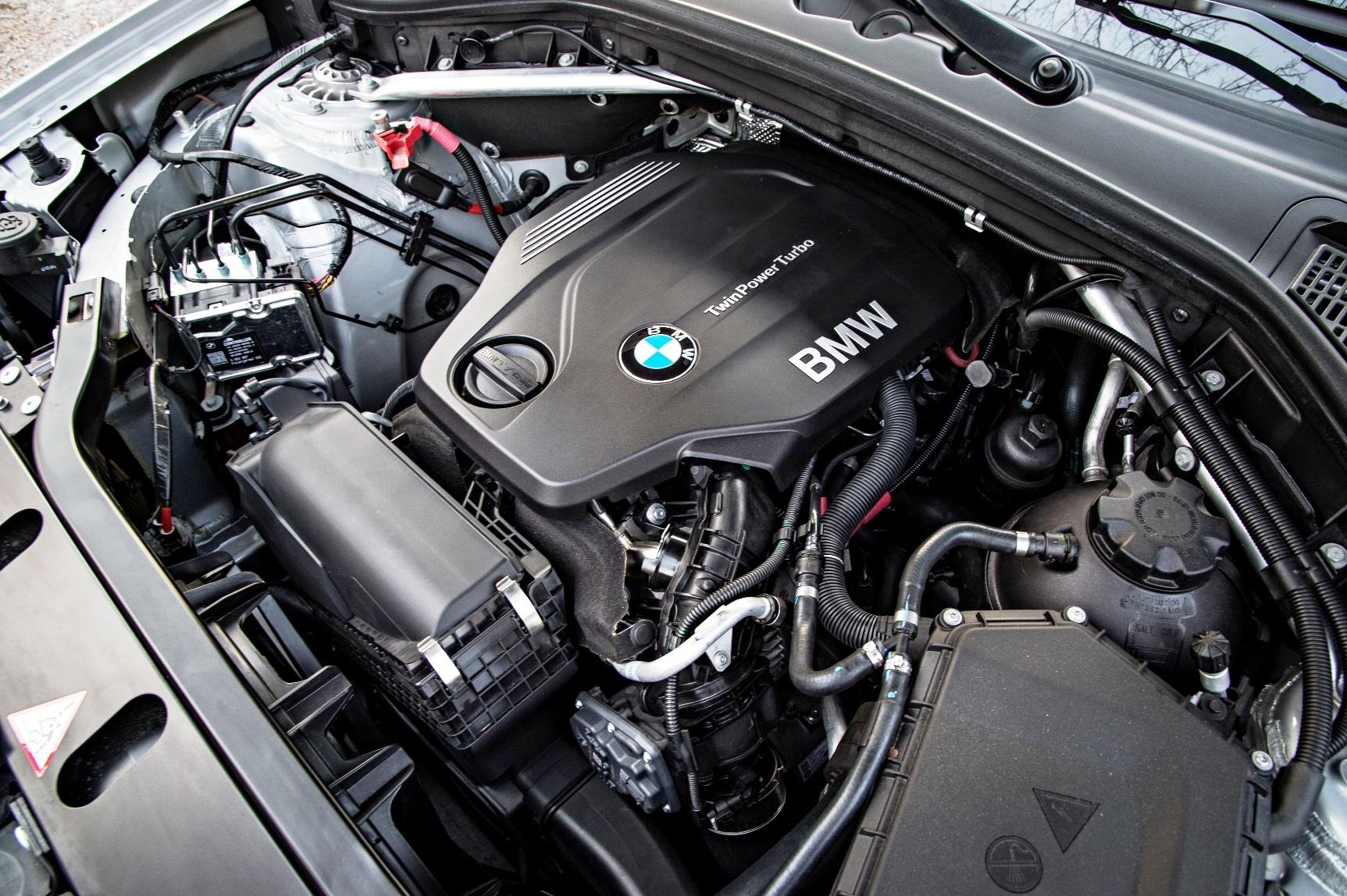 Bmw X3 35i Vs 28i Autos Weblog