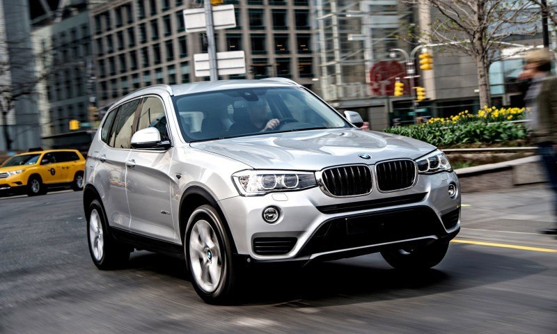 Car-Revs-Daily.com 2015 BMW X3 xLine 38
