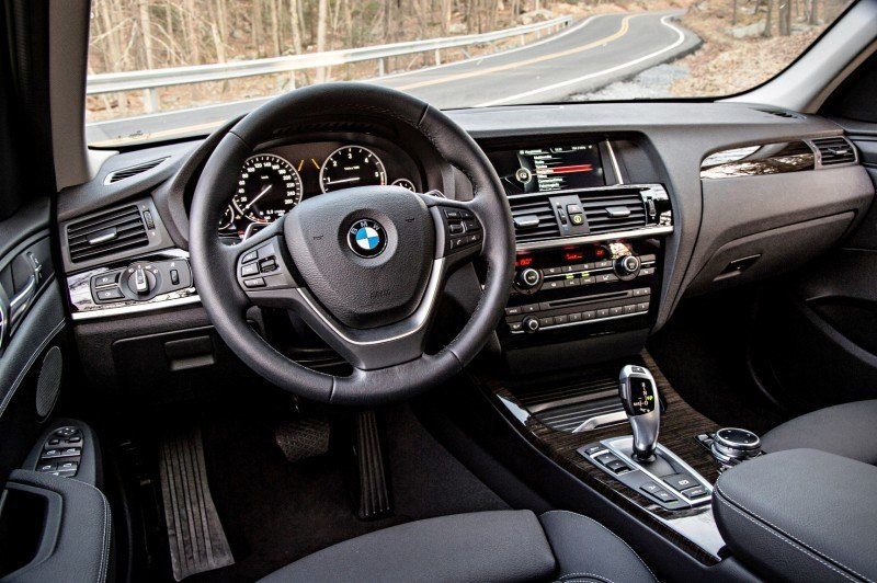 Car-Revs-Daily.com 2015 BMW X3 xLine 46