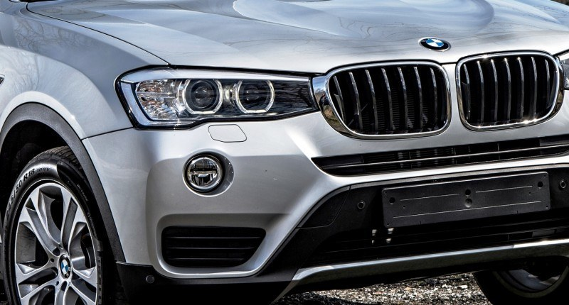 Car-Revs-Daily.com 2015 BMW X3 xLine 47