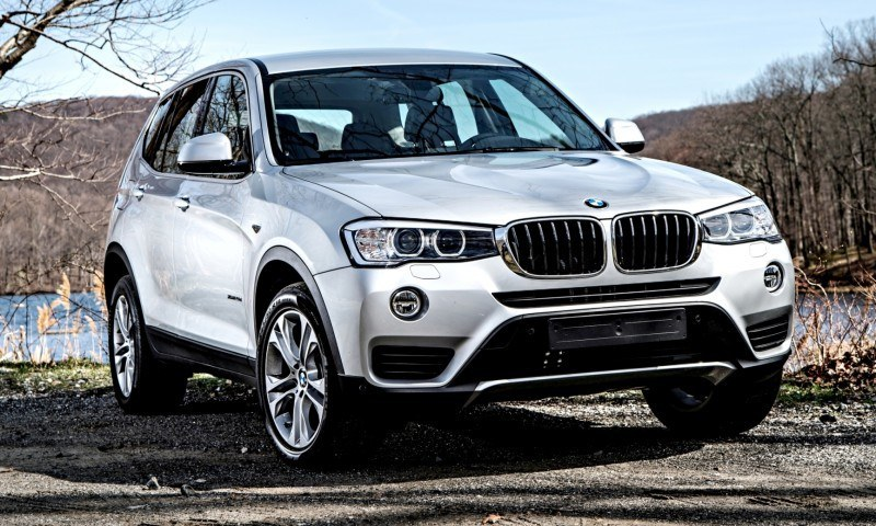 Car-Revs-Daily.com 2015 BMW X3 xLine 48