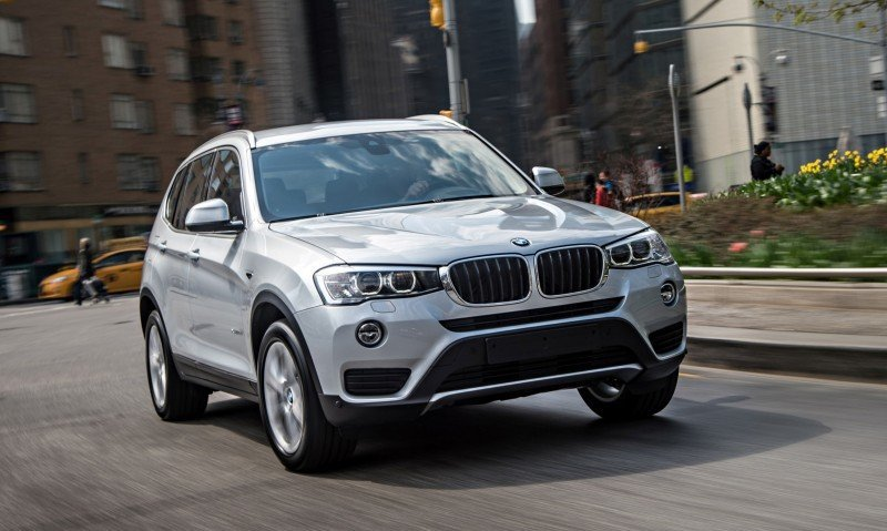 Car-Revs-Daily.com 2015 BMW X3 xLine 49
