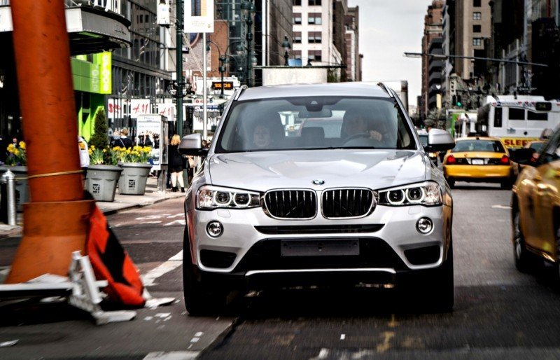 Car-Revs-Daily.com 2015 BMW X3 xLine 51