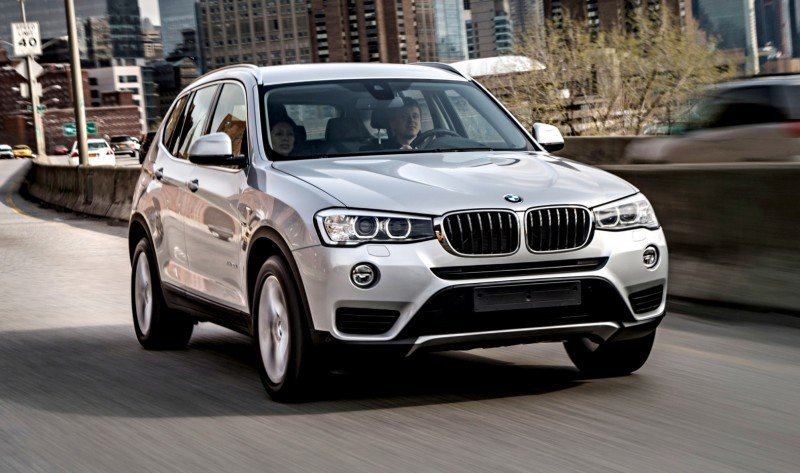 Car-Revs-Daily.com 2015 BMW X3 xLine 52