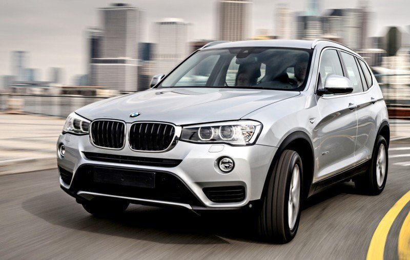 Car-Revs-Daily.com 2015 BMW X3 xLine 53