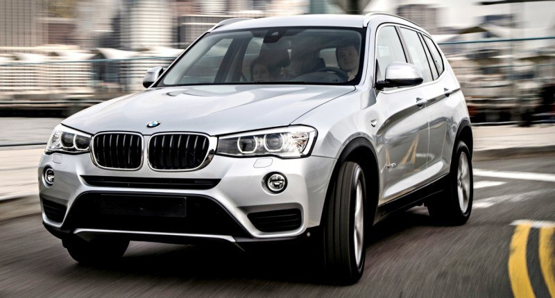 Car-Revs-Daily.com 2015 BMW X3 xLine 54