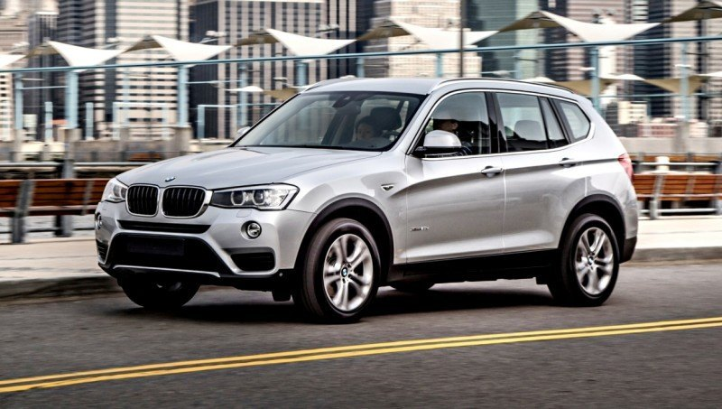 Car-Revs-Daily.com 2015 BMW X3 xLine 56