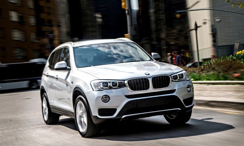 Car-Revs-Daily.com 2015 BMW X3 xLine 57