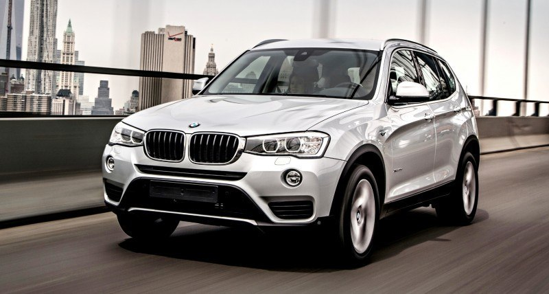 Car-Revs-Daily.com 2015 BMW X3 xLine 58
