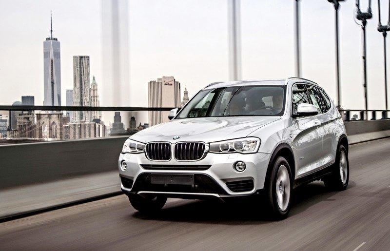 Car-Revs-Daily.com 2015 BMW X3 xLine 59