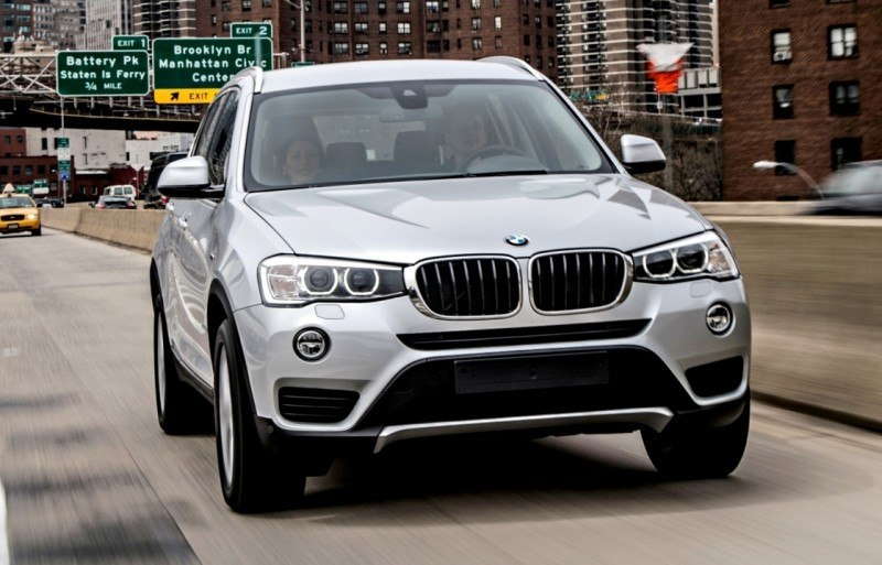 Car-Revs-Daily.com 2015 BMW X3 xLine 61