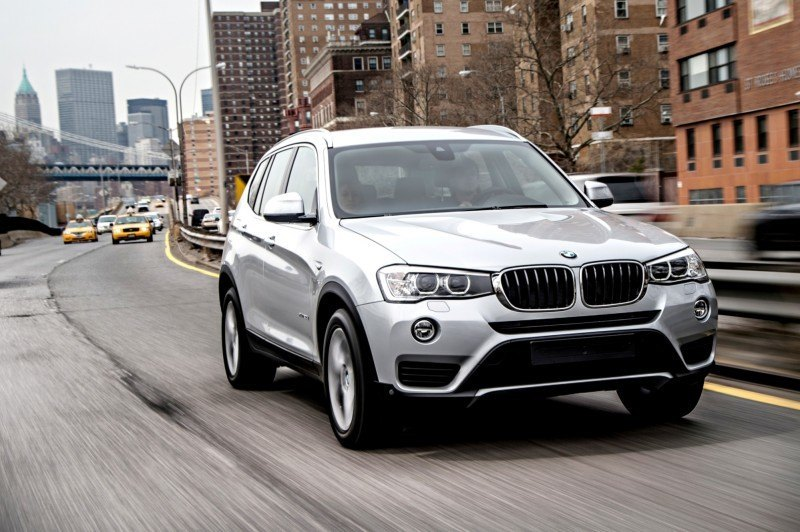 Car-Revs-Daily.com 2015 BMW X3 xLine 62