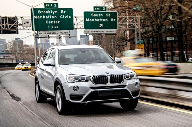 Car-Revs-Daily.com 2015 BMW X3 xLine 63