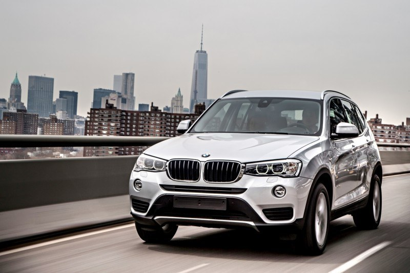 Car-Revs-Daily.com 2015 BMW X3 xLine 64