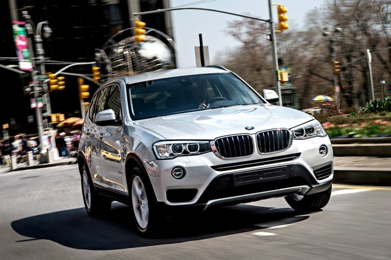 Car-Revs-Daily.com 2015 BMW X3 xLine 65