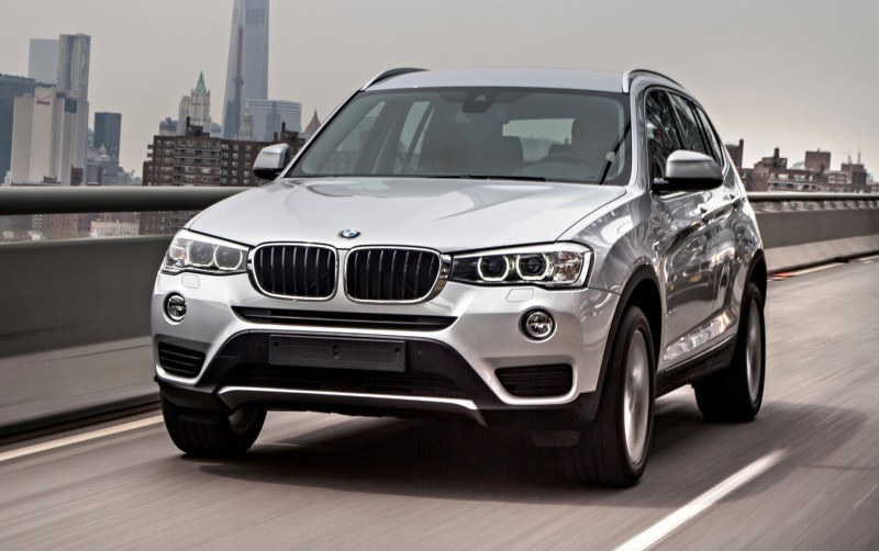 Car-Revs-Daily.com 2015 BMW X3 xLine 66