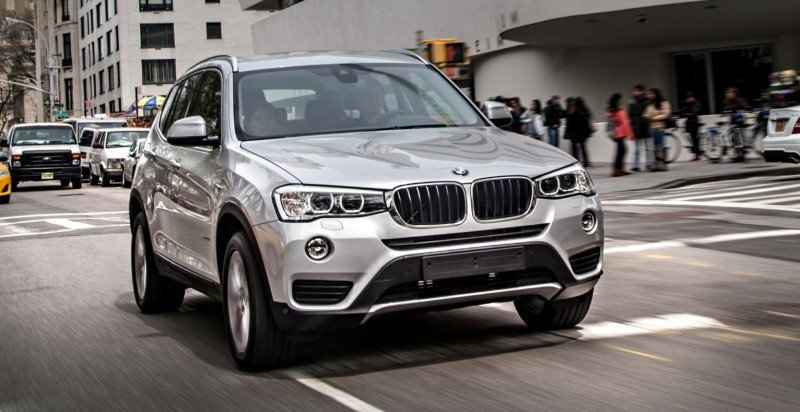 Car-Revs-Daily.com 2015 BMW X3 xLine 67