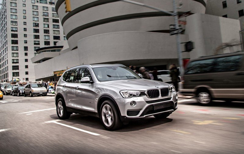 Car-Revs-Daily.com 2015 BMW X3 xLine 69