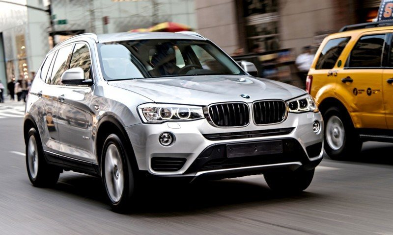 Car-Revs-Daily.com 2015 BMW X3 xLine 70