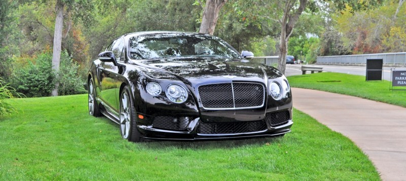 Car-Revs-Daily.com 2015 Bentley Continental GT V8S Is Stunning in Black Crystal Paintwork 1
