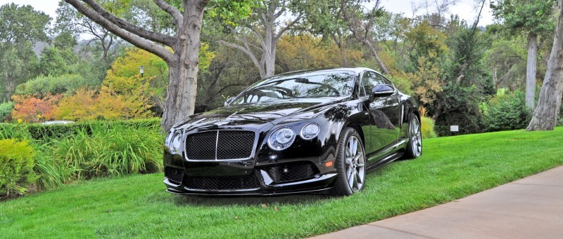 Car-Revs-Daily.com 2015 Bentley Continental GT V8S Is Stunning in Black Crystal Paintwork 11